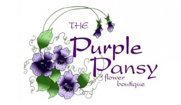 The Purple Pansy Flower Boutique
