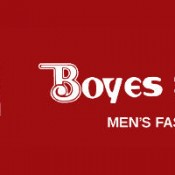 Property: Boyes & Herd Men's Wear