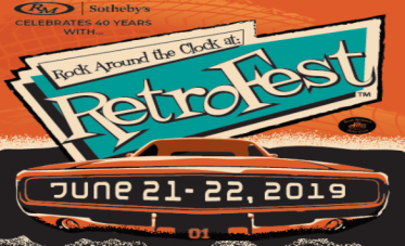 RetroFest™ and RM Sotheby's 40th Anniversary Celebration 2019!