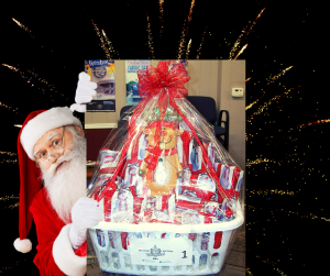 A Month of Santa: Gift Prize Dates: @ Facebook: https://www.facebook.com/DTChathamSantaParade/