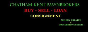 Chatham-Kent Pawn Brokers