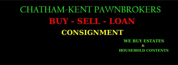 Chatham-Kent Pawn Brokers: moved to 210 King St