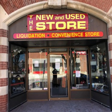 The New & Used Store