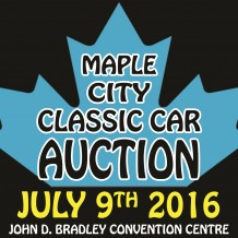 Maple City Classic Car Auction