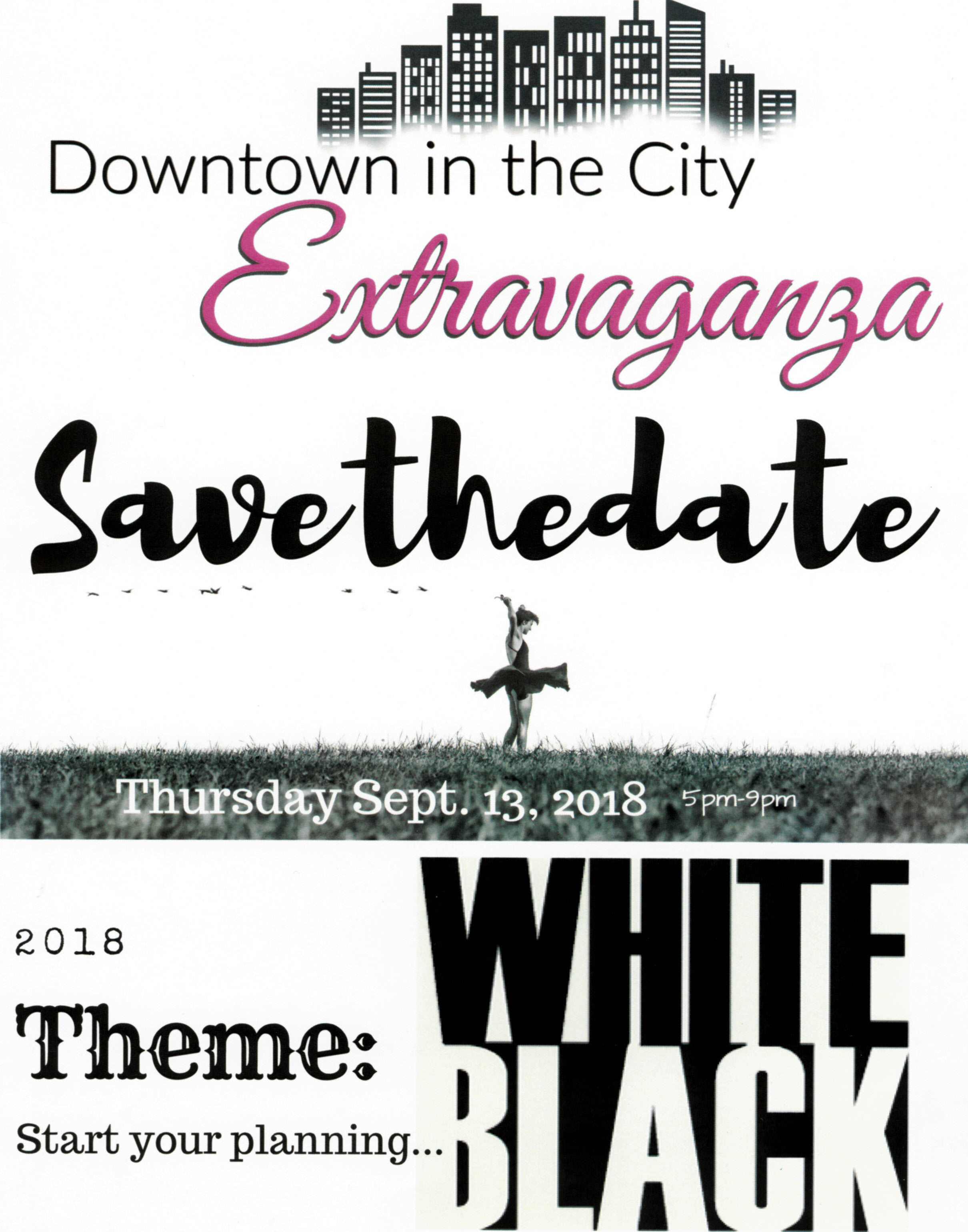 Save Date poster