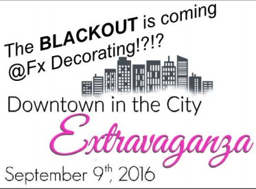 Fx Decorating Warehouse at DTIC ~Extravaganza