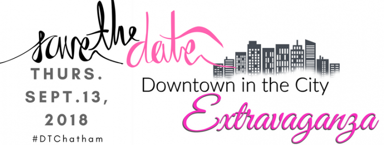 Downtown In The City – Extravaganza & Positivity Day 2018
