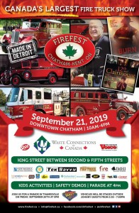 FireFest 2019 @ Downtown Chatham