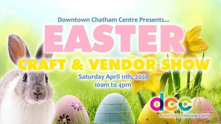Easter Hat Parade and Easter Egg Hunt by DCC- cancelled