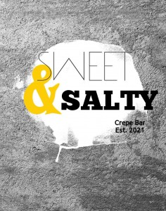 Sweet and Salty Crepe